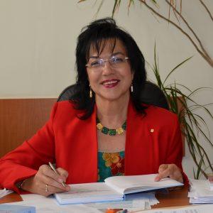 Presedinte: Prof. Dr. Maria Dorobanțu